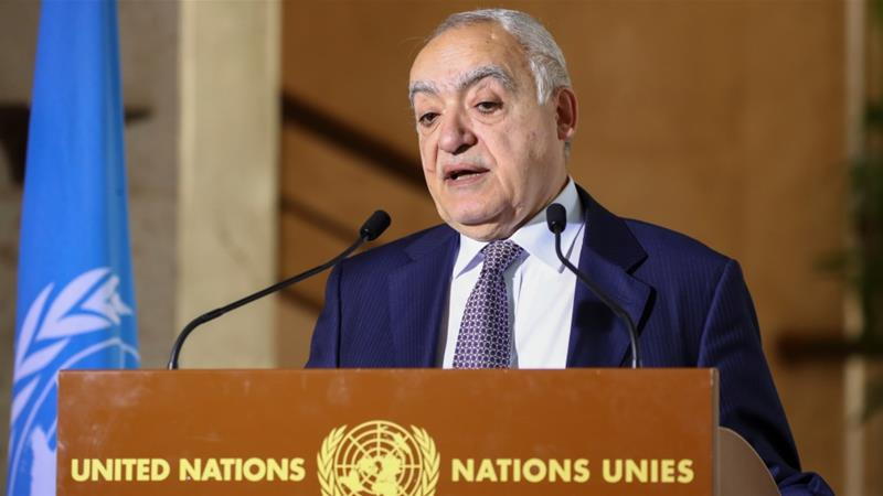 United Nations  asked to vote Wednesday in support of Libya ceasefire