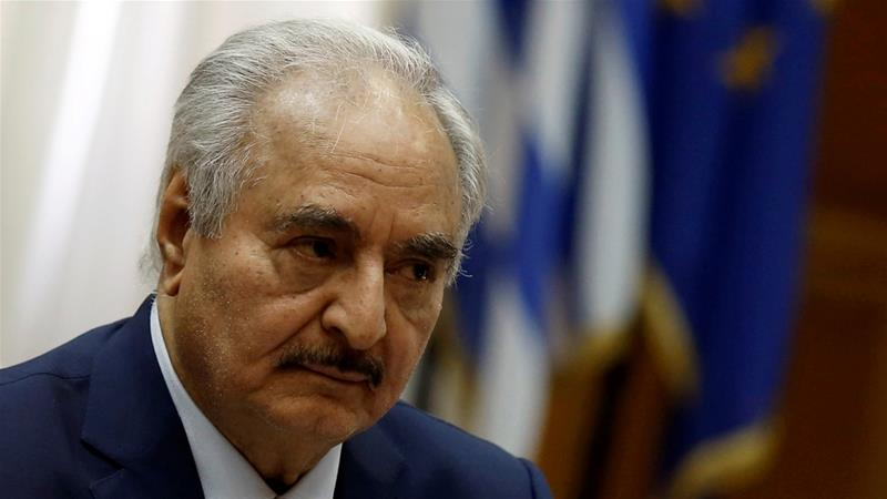Haftar forces ban UN flights to embattled capital Tripoli