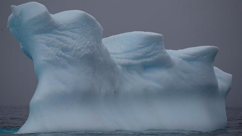 Antarctic meltdown: Snow paradise registers over 20 degrees celsius for first time