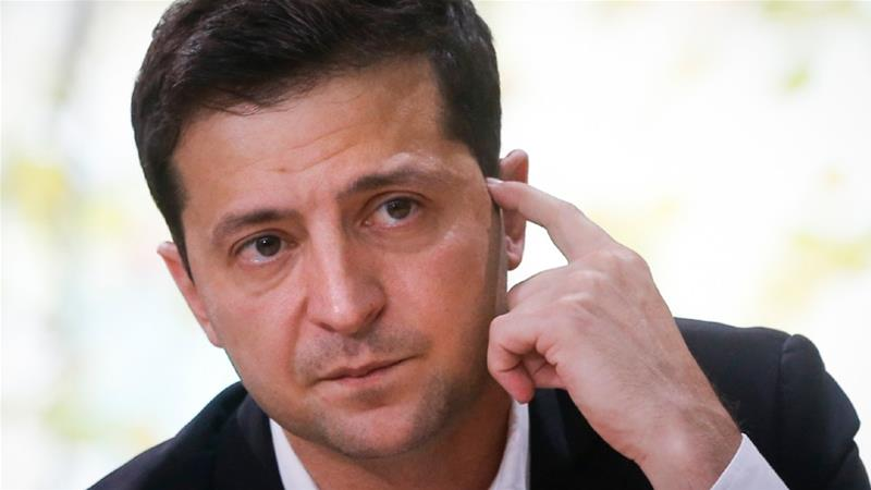 Ukraine's Zelenskiy wants to turn page on Trump impeachment 'soap opera'