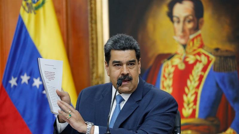 United States  denounces detention of Guaido's uncle in Venezuela