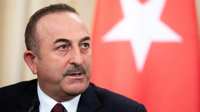 Cavusoglu says the EU visa liberalisation and an update of the country's customs union with the EU must be implemented [Reuters]