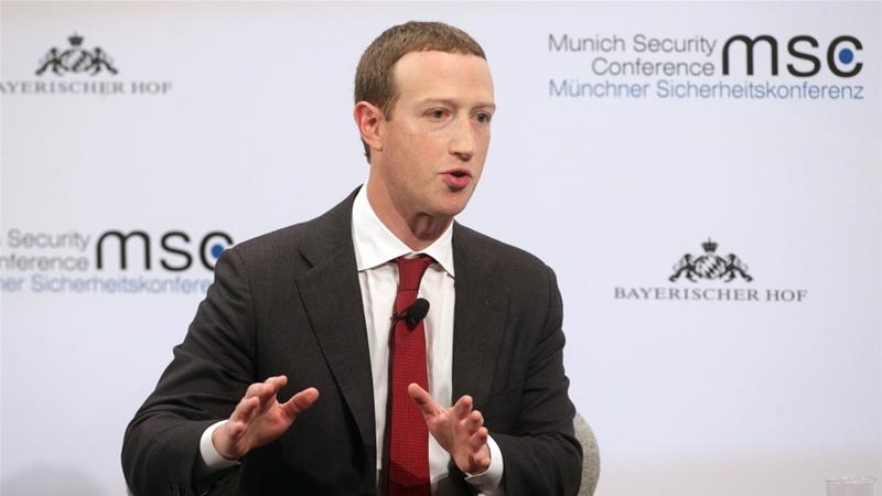 Mark Zuckerberg calls for more government regulation of harmful online content