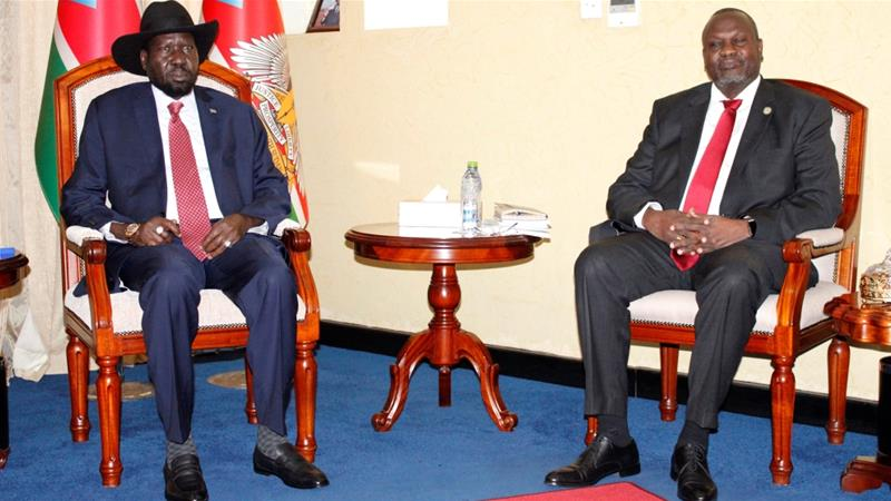 S.Sudan: President allows return to 10-province system