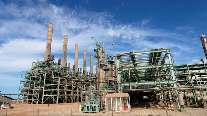 A view shows Ras Lanuf Oil and Gas Processing Company in Ras Lanuf, Libya October 19, 2019 [File: Esam Omran Al-Fetori/ Reuters]