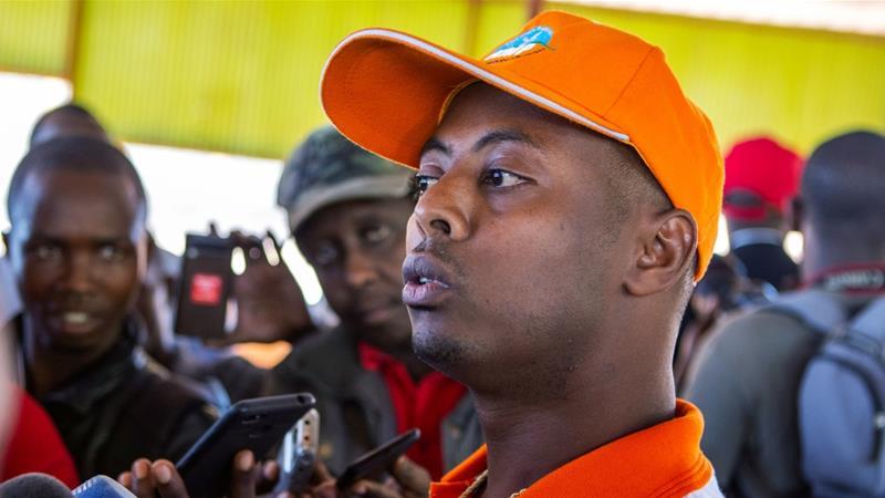 Kizito Mihigo was an ethnic Tutsi survivor of the 1994 genocide [File: Reuters]