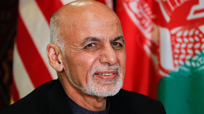 Afghanistan's presidential election: Ashraf Ghani declared winner