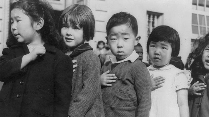 California to apologise for WWII internment of Japanese