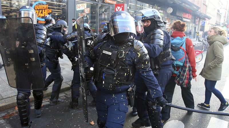 Protests in France: Have police gone too far?