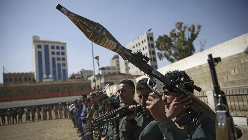 Saudi Arabia says it intercepted missiles fired from Yemen