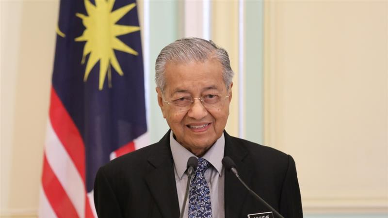 Malaysia's Mahathir submits resignation, 'quits' his party