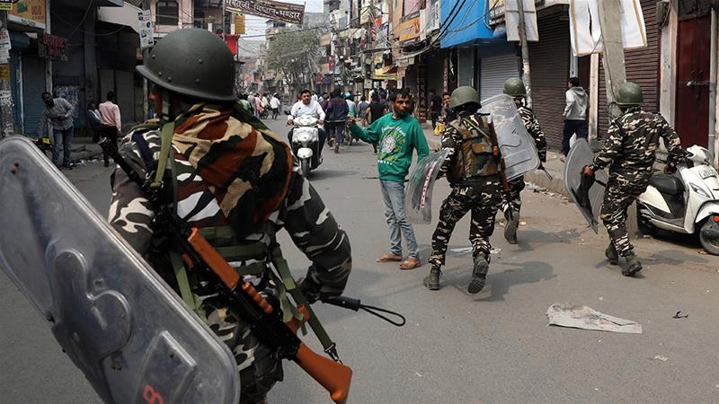 At least 24 killed in India violence: Latest updates