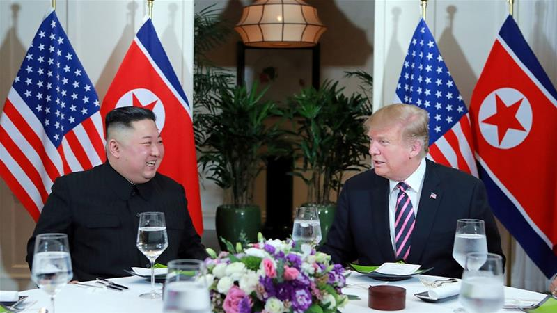 Diplomacy stalled a year after Trump-Kim Summit collapse