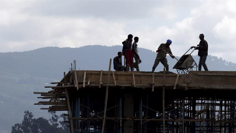 Although loans from Chinese development banks may have cheaper rates, they often come with opaque terms and weak governance, NRGI found[File: Tiksa Negeri/Reuters]