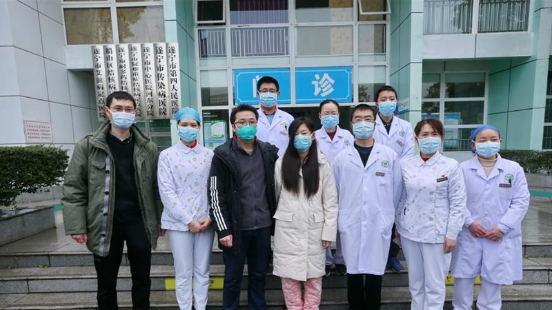 China's fight against novel coronavirus outbreak