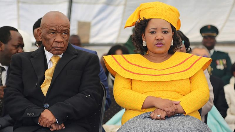 Lesotho's first lady to be charged with killing PM's former wife ...