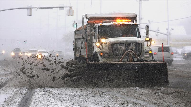 Maps: Forecasters predict how snow could impact Thursday morning's commute