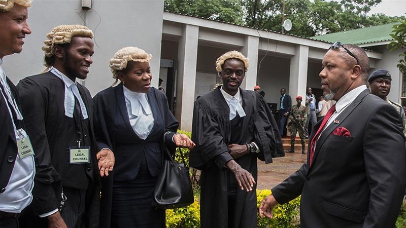 Zimbabwe speaks on Malawi election results nullification