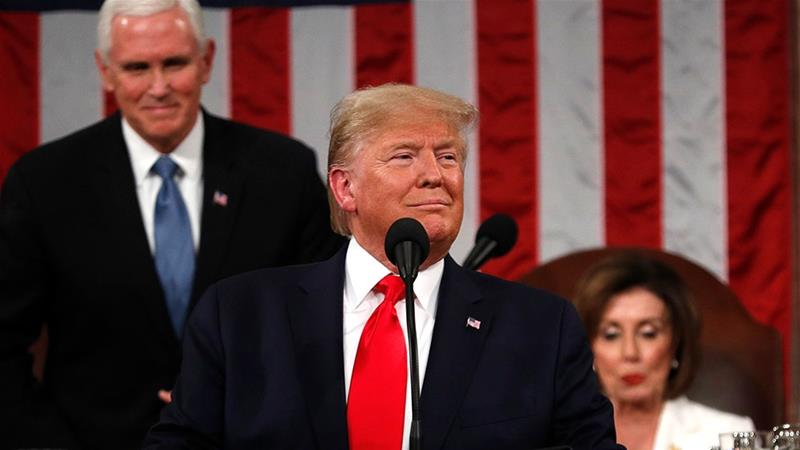 Iran, economy, 'values': What did Trump say in State of Union?