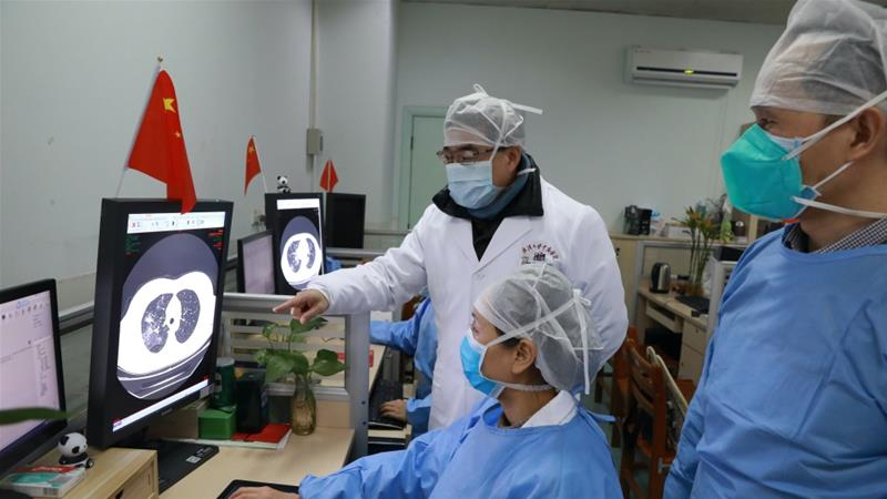 China is trying to patent an experimental anti-coronavirus drug ...