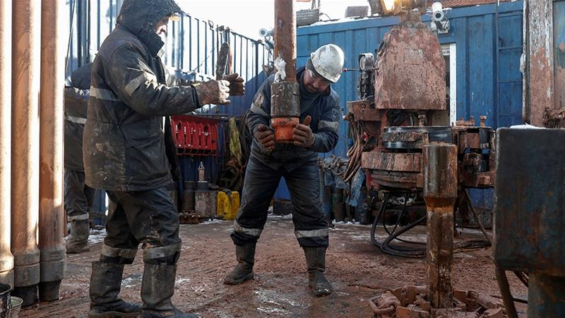 China oil demand has plunged 20% because of the virus lockdown
