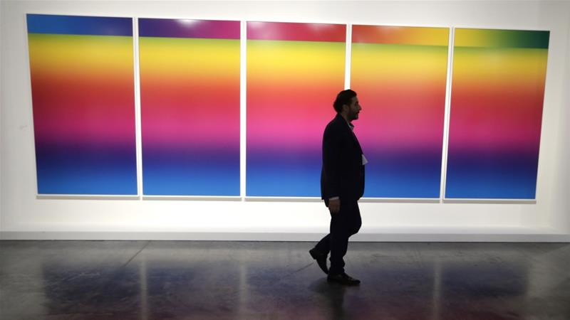 The last time Art Basel cancelled a fair was in Miami in 2001 [Sladky/AP]