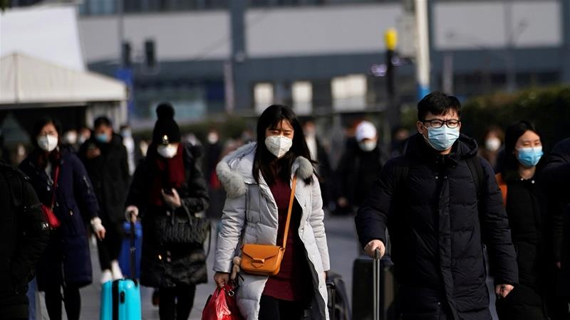 World Health Organization  calls the coronavirus carnage in China the 'tip of the iceberg'