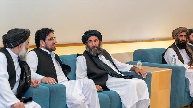 Taliban Team Arrives In Kabul To Monitor Release Of Prisoners