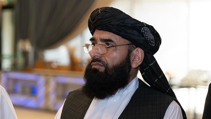 The armed group's spokesman Suhail Shaheen said they were ready to release the remaining Afghan security force prisoners, as long as Kabul freed all Taliban inmates [Sorin Furcoi/Al Jazeera]