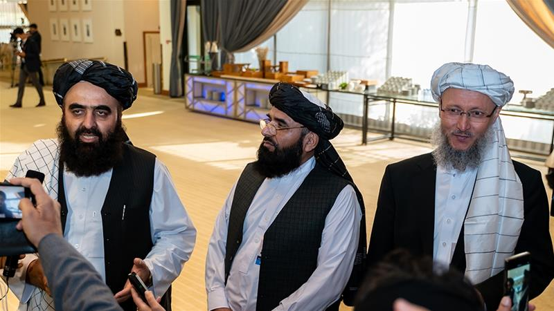 Afghanistan government announces team for Taliban talks