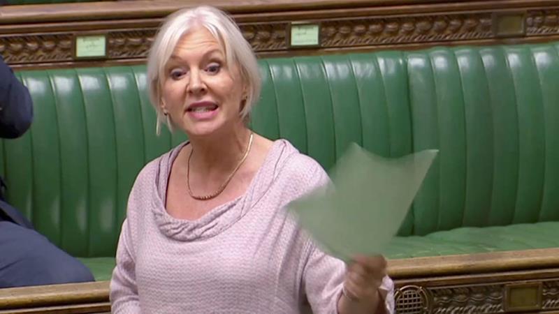 First MP tests POSITIVE for killer virus sparking fears for Boris Johnson