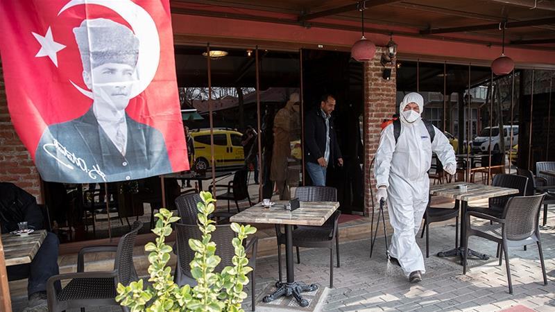 New coronavirus cases in Turkey as 12 test positive overnight ...