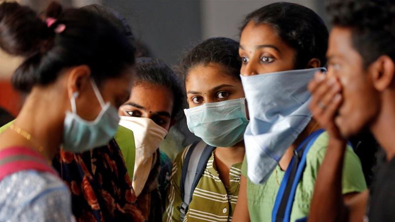 India suspends visas in attempt to contain coronavirus spread ...