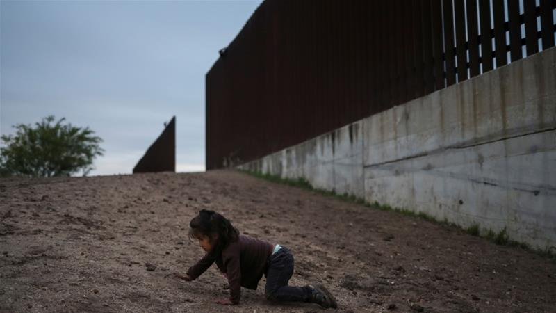 Pregnant Guatemalan teen dies after fall from US-Mexico border wall
