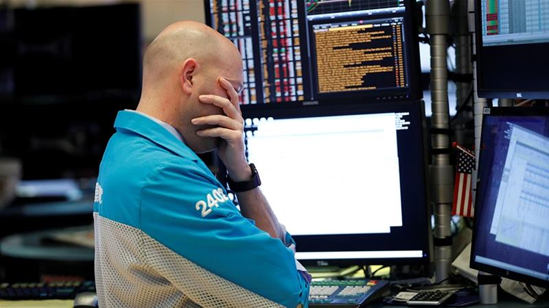 Dow soars almost 2000 points in rebound from biggest drop since 1987