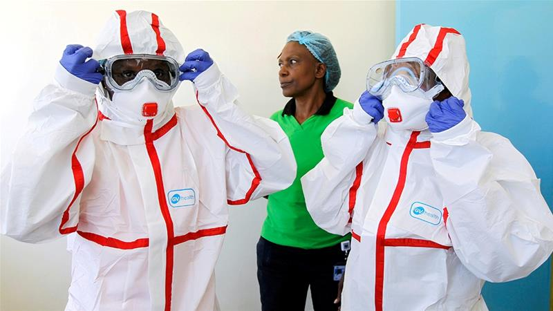 Kenya confirms first coronavirus case