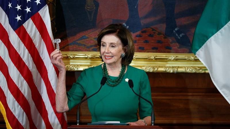 Sen. Chuck Schumer pushes Senate to pass coronavirus relief bill