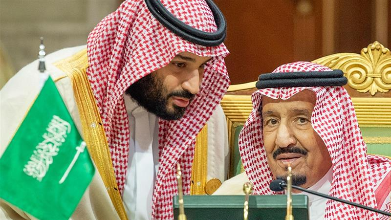 Saudi Arabia Intercepts Houthi Missiles Above Riyadh