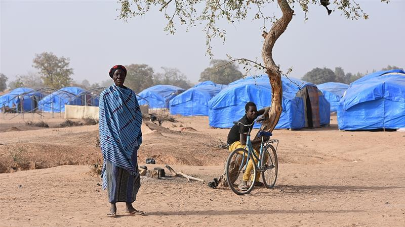 In Burkina Faso, COVID-19 fight complicated by war, displacement