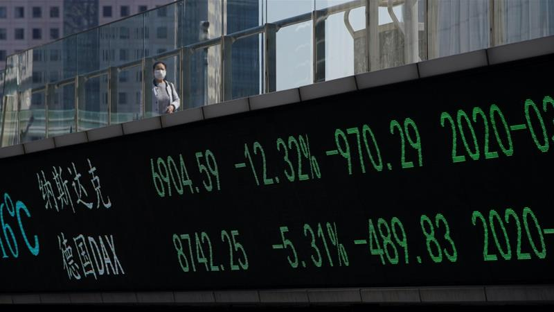 Asia stocks dive as ECB bazooka fails to ease fears