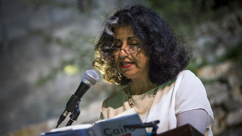 Ahdaf Soueif, one of the activists arrested, is a highly regarded novelist [Rob Stothard/Getty Images]