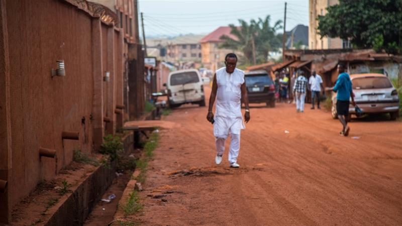 Life after death row: The pastor praying for Nigeria's prisoners