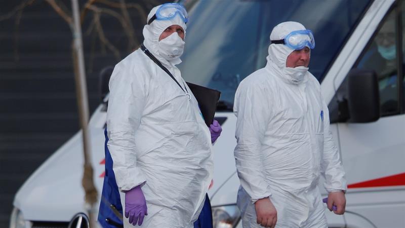 Is Russia prepared for a coronavirus outbreak? | Coronavirus ...
