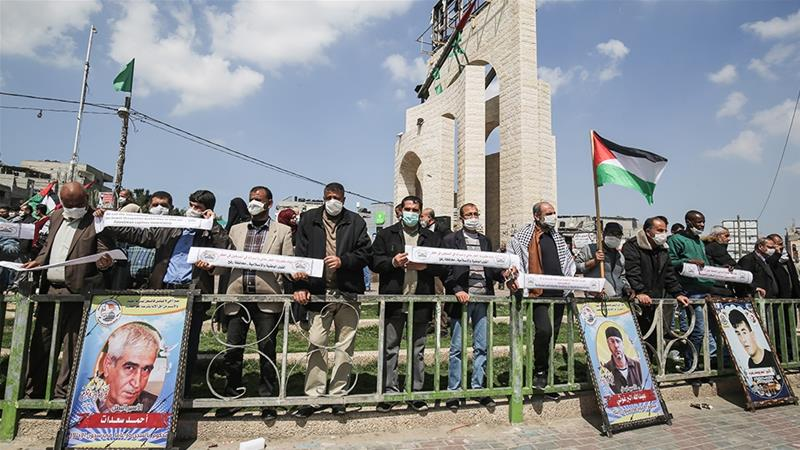 Palestinian prisoner's commission calls for release of detainees