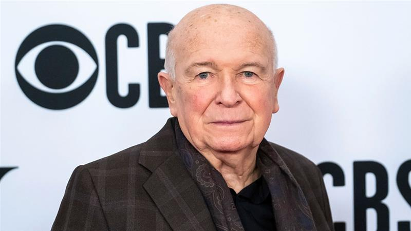 IMG TERRENCE McNALLY, American Playwright, Librettist, and Screenwriter,
