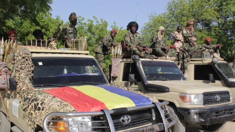 Boko Haram attack kills nearly 100 Chadian troops