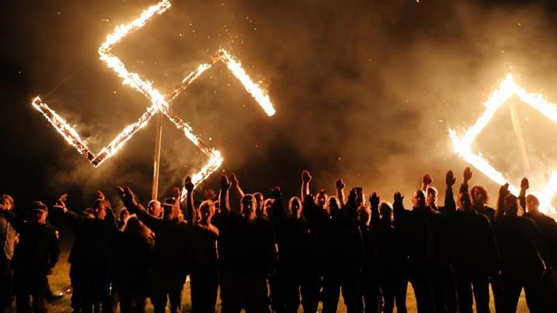 pandemic coronavirus COVID-19 fascism crime Nazi hate racism xenophobia violence politics eugenics genocide