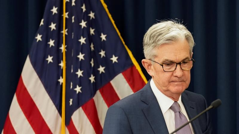Fed Reserve Chair Powell Downplays Inflation Threat - 'We Don't Really See That'