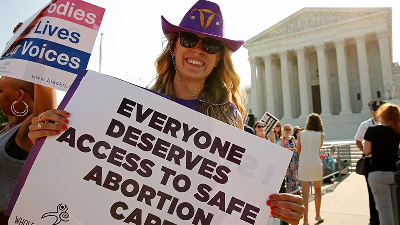 Judge stops Texas from curbing abortions during COVID-19 crisis