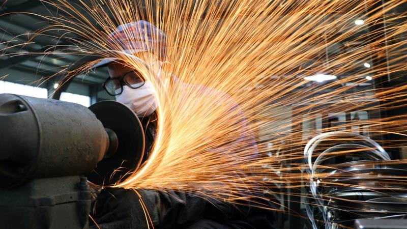 Eurozone manufacturing economy shrinks sharply in March